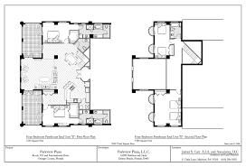 penthouse 4 bed cluny park residence bedroom floor plan type ph 3