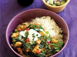 Indian Style - indian style spinach chicken recipe myrecipes