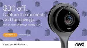 black friday sales amazon cameras best buy nest announces black friday 2015 deals on nest thermostat cam