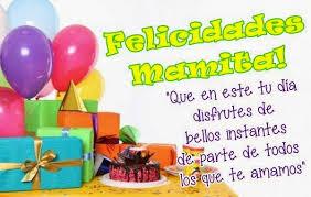 imagenes que digan feliz cumpleaños mami imágenes con mensajes de cumpleaños para mamá mensaje de