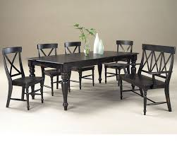 Contemporary Dining Set by Solid Wood Dining Set Roanoke Inrn4478set