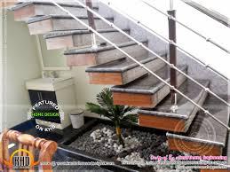 Kerala Home Design Courtyard by