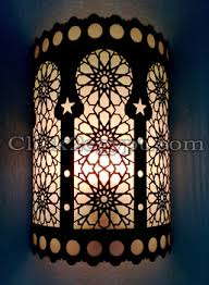 Wall Sconce Half Shades Handmade Islamic Half Cylindrical Brass Wall Decor Sconce Buy