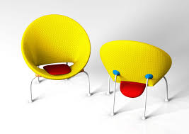 crybug chair design by omc