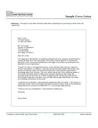 sample marketing cover letter marketing cover letter example