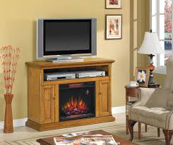 living room wooden chair electric insert fireplace tv stand