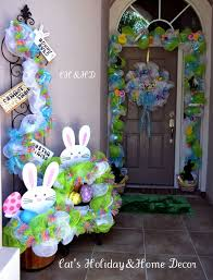 Easter Decorating Ideas Home by Creative Easter Outdoor Decoration Ideas Hative