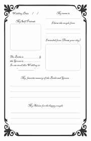 wedding mad libs template awesome wedding mad lib template contemporary exle resume and