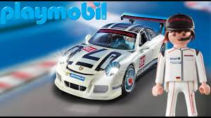 playmobil porsche playmobil 2018 playmobil porsche 911 gt3 cup course film
