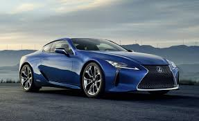 lexus economy cars 2018 lexus lc 500h geneva debut for hybrid performance coupe