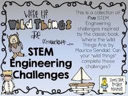 stem engineering challenge picture book pack wild