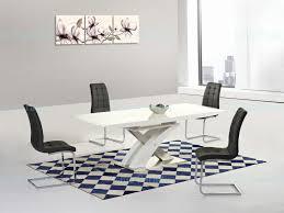 160cm long rectangular extending dining tables bergen oak