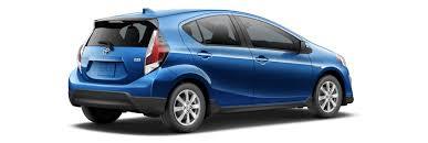 Hutch Back Cars 2017 Toyota Prius C Hybrid Hatchback Car Everyday Eco Fun Sized