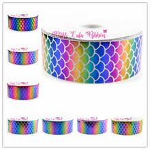 mermaid ribbon compare prices on glitter grosgrain ribbon online shopping buy