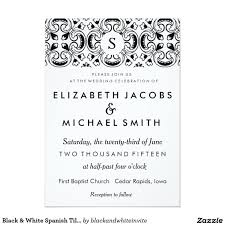 sample spanish wedding invitation wording wedding invitation sample