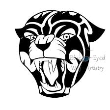 tribal panther commission by celestialpetal on deviantart