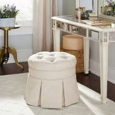Silver Vanity Chair Bathroom Enchanting Vanity Chair For Bathroom Decoration Ideas