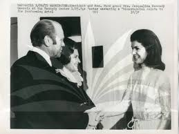 jaqueline kennedy ford betty ford and jacqueline kennedy onassis