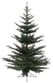 6ft frosted tree flocked noble pine artificial