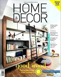 Home Design Magazines India Magazines Home Decor U2013 Dailymovies Co