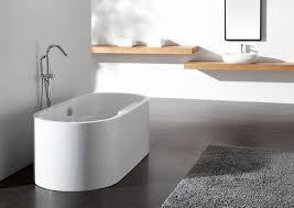 Modern Bathroom Tub Ignazio Acrylic Modern Bathtub 68