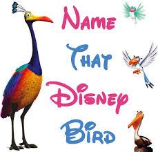 disney bird