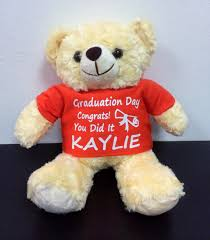 personalized graduation teddy a on customized gift ideas in singapore graduation teddy