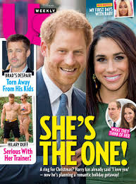 Meghan Markle And Prince Harry Prince Harry Introduced Meghan Markle To Prince William During