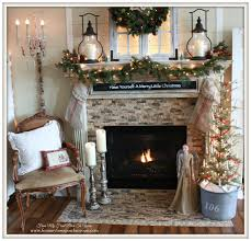 from my front porch to yours cozy farmhouse christmas mantel