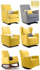 Yellow Recliner Chair Recliner Accent Chairs Foter