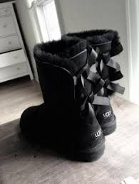 ugg bailey bow black friday sale ugg australia bailey bow boot black baileys bow boots