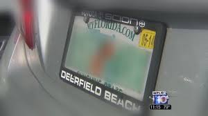 Florida Vanity Plate Cost Drivers May Be Fined If License Plate Trim Covers Part Of Fla