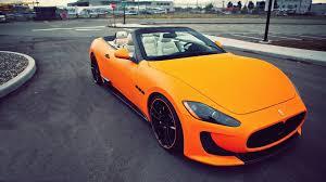 maserati mc12 orange maserati gran cabrio mc maserati gran cabrio maserati wallpapers