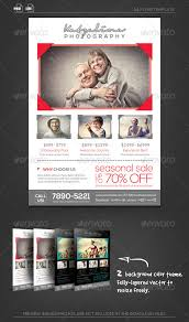 photography flyer template by katzeline graphicriver