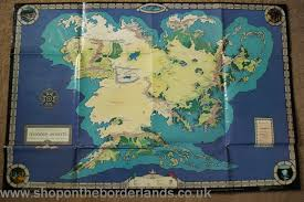 a map of middle earth poster map of middle earth poster map for merp the shop on the