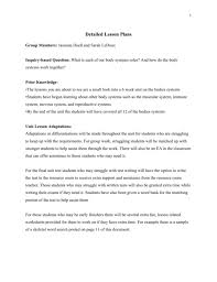 a semi detailed lesson plan in science reproductive system
