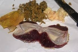 poulet cuisiné cuisine du cameroun la recette des gésiers de poulet au poivre
