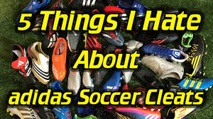 nike motocross boots 5 things i about adidas soccer cleats football boots youtube
