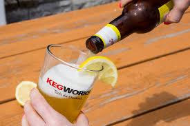 Shandy radlers the beer sometimes lemonade drinks that
