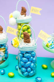 Diy Easter Basket Make Easter Even Sweeter This Year With This Mason Jar Diy Brit Co
