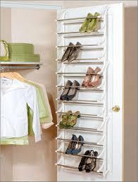 shoe organizer closet door shoe organizer unique shoe closet organizer