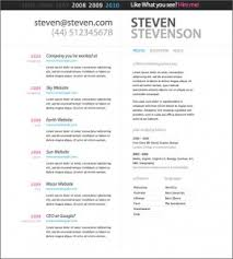 Powerpoint Resume Sample by Resume Examples Word Document Resume Template Free Templates