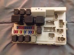 nissan altima 2015 fuse box 04 06 nissan altima bcm body control module fuse box block panel