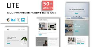 xmas responsive christmas email newsletter template with
