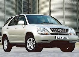 lexus rx 300 lexus rx specs 1998 1999 2000 2001 2002 2003 autoevolution