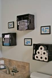 ideas to decorate bathroom walls easy diy bathroom wall decor gpfarmasi c742720a02e6