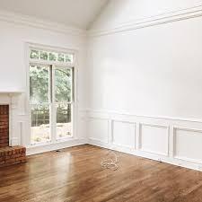 benjamin moore glass slipper more house progress today walls u0026 trim are painted benjamin