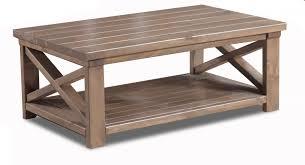 weathered pine coffee table weathered pine coffee table southern creek rustic furnishings