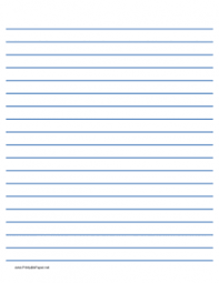 printable lined paper grade 2 confortable printable lined writing paper for first grade on