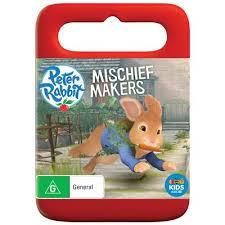 rabbit dvds rabbit mischief makers dvd jb hi fi